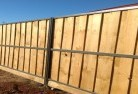 Brookfield NSW Lap and cap timber fencing 4